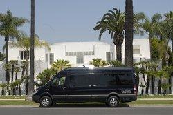Californa Tour Lines