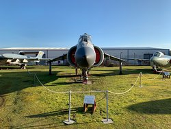 A fantastic museum with great aircraft/aviation displays and friendly, knowledgeable staff!