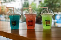 Great iced teas.