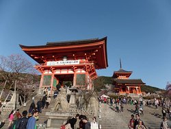 Kiyomizu-dera Temple Okunoin