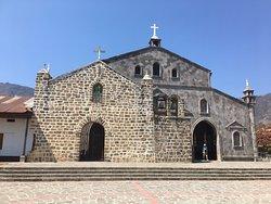 Iglesia Catolica de San Juan La Laguna