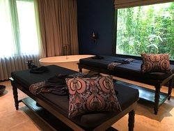 Spa double room