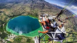 Paragliding Crete Power Fly
