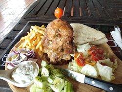 Gyros Plate Pork, Chicken or Lamb!!