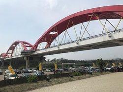 Bei Gang Town Tourist Bridge