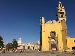 Parroquia de San Andrés Cholula
