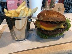 Mega hamburgery