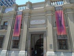 Fachada do Museu