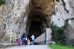 The Caves of La Balme