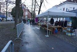 Flohmarkt Petersplatz