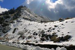 Hehuan Peak Entrance