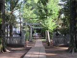 Yakumo Hikawa Shrine