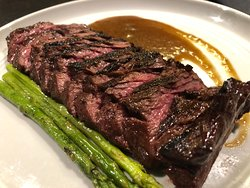 Very good steak!