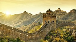 The Great wall of China!!!