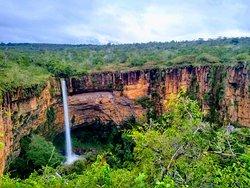 Veu da Noiva Waterfall