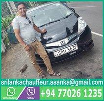 Sri Lanka Chauffeur