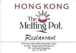 The Melting Pot aka Hong Kong