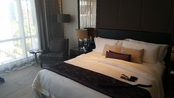 Very pleasant stay and excellent service