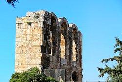 Herodes Atticus Odeon; Athens