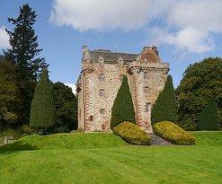 Castle Leod, Strathpeffer. Seat of the Clan Chief of MacKenzie.