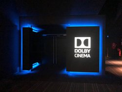 EuropaCorp Aéroville 19/02/2019 : inauguration de la salle DOLBY