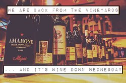 Half price bottles on Wednesday's!