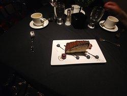 Birthday supper