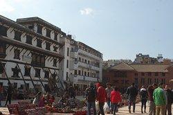 Basantapur-local market