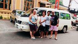 Private minivan transfer Siem Reap - Phnom Penh