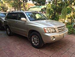 Private car service Siem Reap - Phnom penh