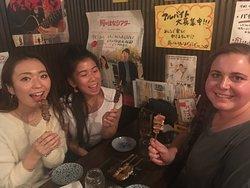 Try Japanese tasty food 😋