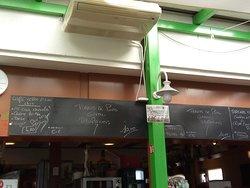 Plat du jour 10€ Café bio