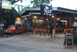 Welcome to The Reef! Home to the Best Pizza in Bohol!