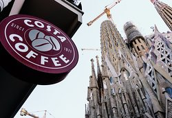 Costa Coffee - Sagrada Familia