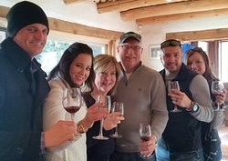 What a great group for our Feb 2019 Join In Wine Tour!!