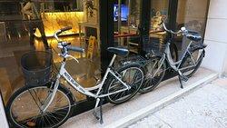 Велосипеды отеля