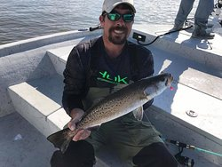 Beautiful Speckled Trout
