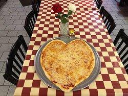 We <3 pizza!