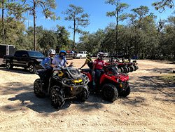 Wolfpack ATV Riding