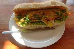 Lao sandwich 20,000 kips