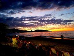 El mejor lugar para una puesta de sol