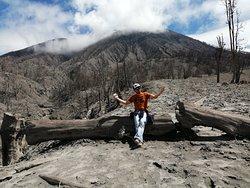 La hermosa caminata en las faldas del Volcán Turrialba