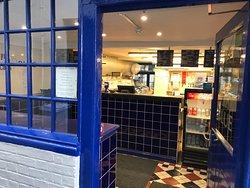 Deep Blue Restaurant, Horsham, England