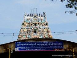 Arulmigu Abathsagayeswarar Temple