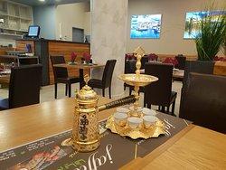 مطعم يافا براغ jaffa restaurant prague