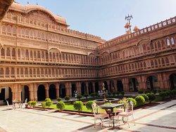 Awesome palace