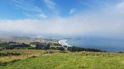 Beautiful beach on the NZ East Coast
