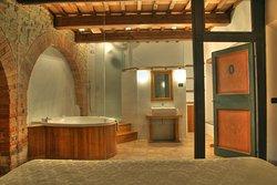 Suite Imperiale - sala da bagno