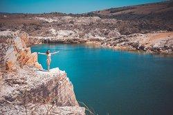 Pedreiras Lago Azul