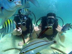 Mergulho de cilindro com a Submerso de Porto de Galinhas!!
